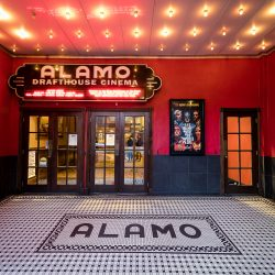 The Alamo Drafthouse Ritz location in Austin, Texas.