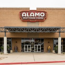 The Alamo Drafthouse Slaughter Lane location in Austin, Texas.
